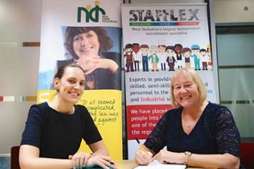 New Dawn Resources & Stafflex HR and Employment Law Forum